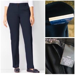 Pants - SECRET SUPPORT BLACK PANTS 14W New with Tags♥️